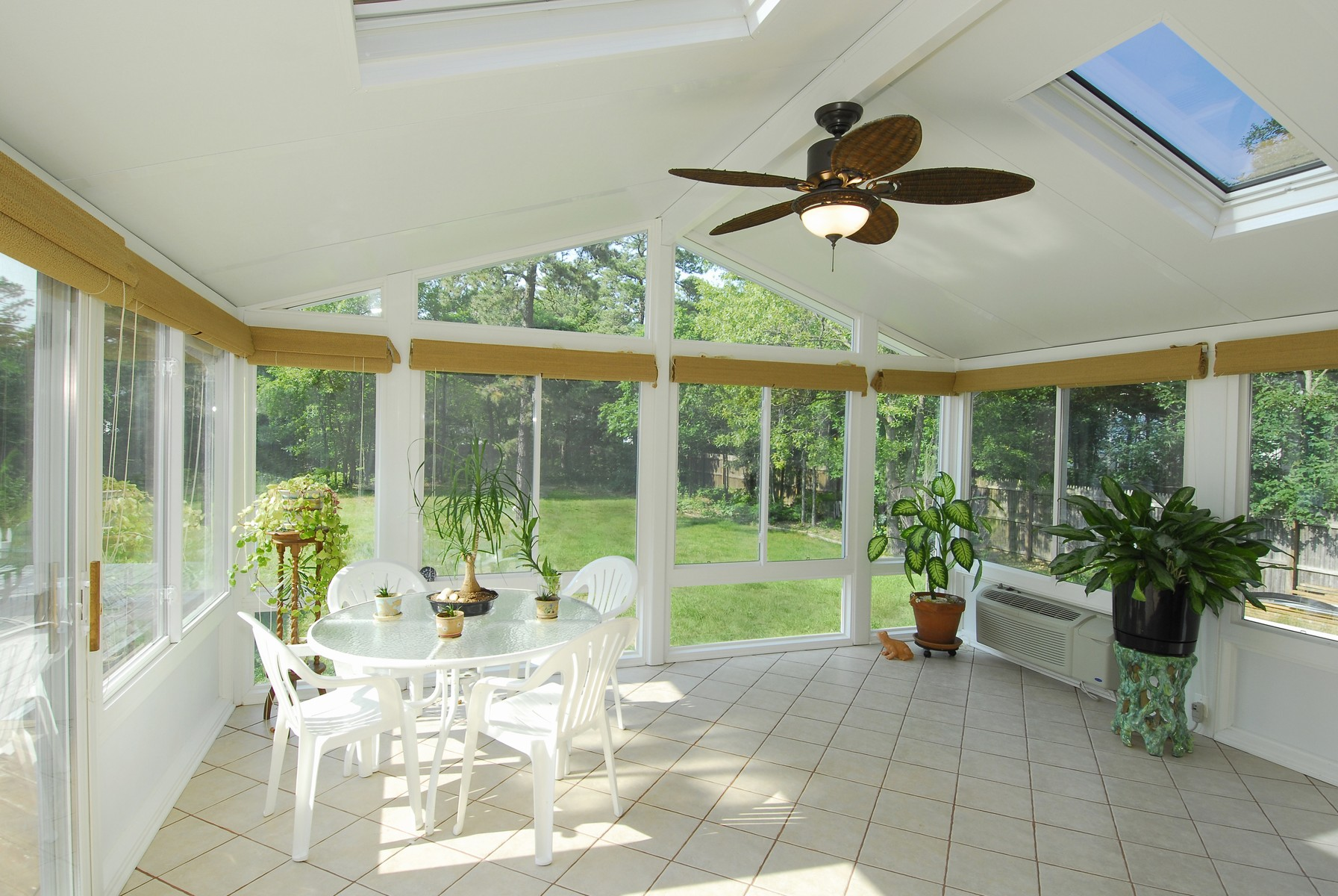Hybrid Solid Cathedral Roof Sunroom By Sunboss Room