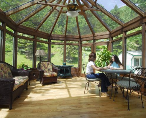 Conservatory sunrooms by sunboss room additions for Victorian sunroom
