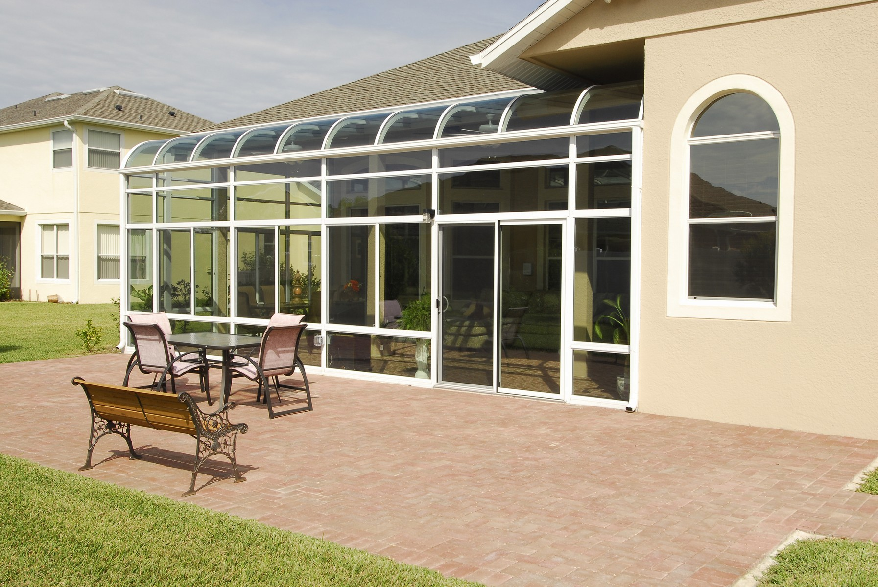 Sunroom Features
