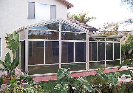 Chula Vista Sunroom Installation
