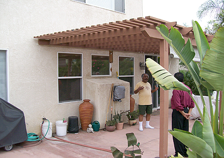 Chula Vista Sunroom Installation