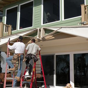 Awning Installation Encinitas, CA