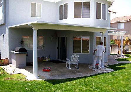 Riverside, CA Patio Cover Installation