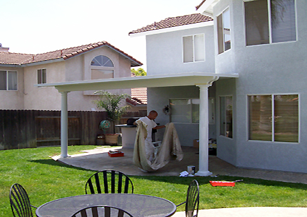 Riverside, CA Patio Cover Installation