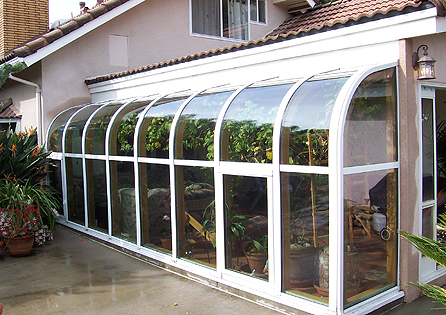 Riverside Cathedral Sunroom Install