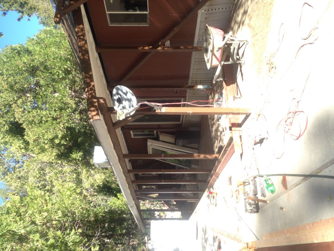 Demolition and Deck Reconstruct in Lake Arrowhead