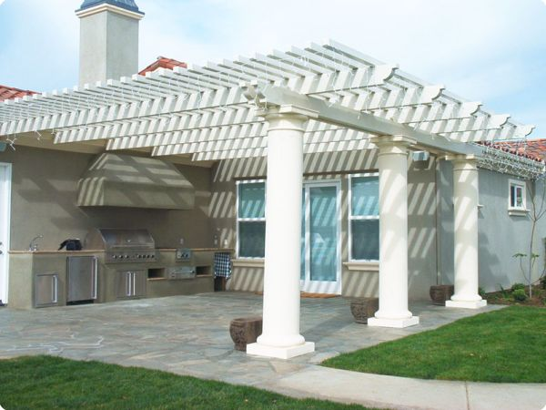 Imperial Wood Pergolas - Pergolas And Patio Covers By Sunboss - Room Additions And Sunrooms
