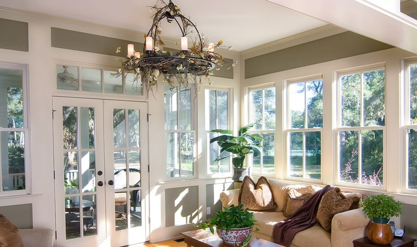 Sunrooms, A Great All Season Investment