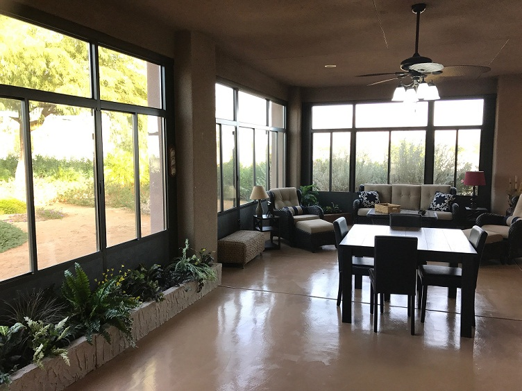 Room Addition with Great Views, Desert Hot Springs, CA
