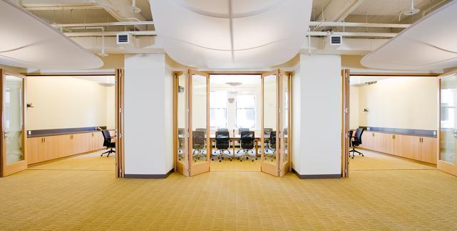 Wood Folding Doors
