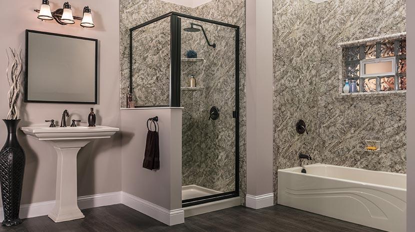 Bathroom Remodeling Sunboss - Bathroom remodeling riverside