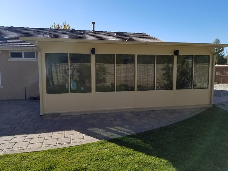 230 Sun & Shade Sunroom - Beaumont CA