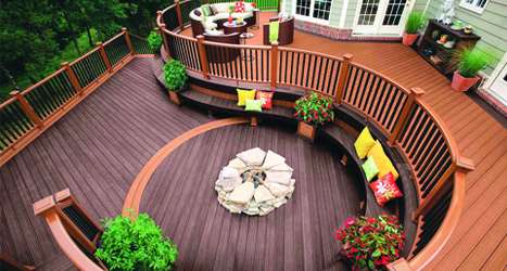 Decking and Rails