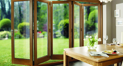 Folding Doors and Glass Walls