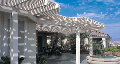 Pergolas, Patio Covers, and Awnings