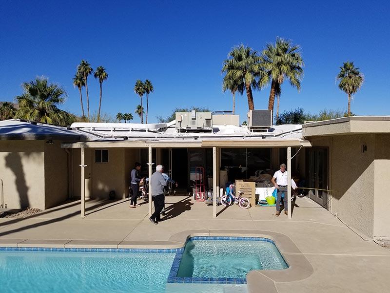 Patio Room Palm Desert, CA