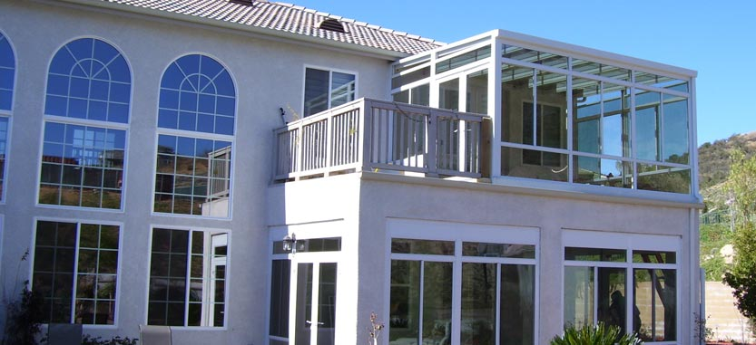 Second Story Sunrooms