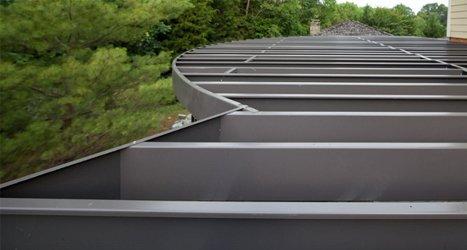 Deck Framing & Drainage