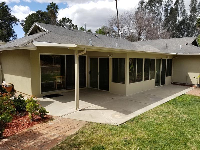 Four Seasons Sunroom - Riverside, CA